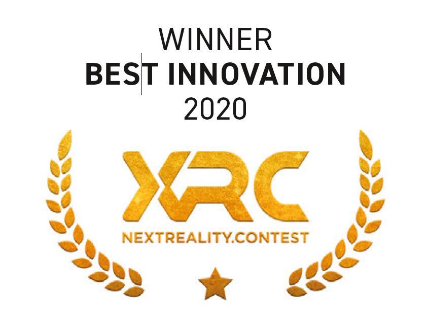 Winner Best Innovation Logo