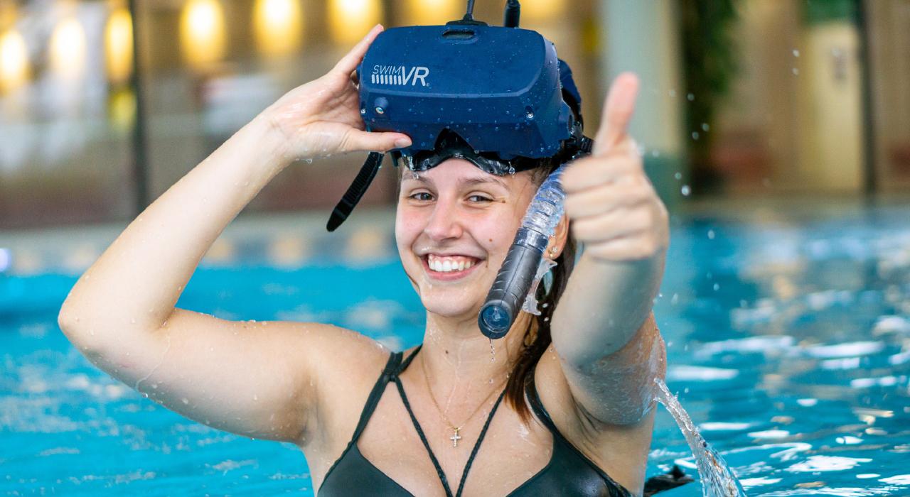 swim VR schnorcheln virtual reality